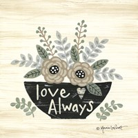 Love Always Fine Art Print