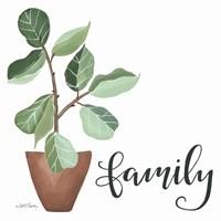 Plant Family Fine Art Print