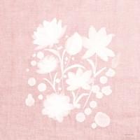 Pink Flower Bunch I Fine Art Print