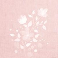 Pink Flower Bunch II Fine Art Print