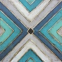 Geometric Common Ground Fine Art Print