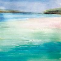 Cool Waters I Fine Art Print