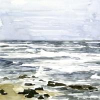 Loose Seascape I Fine Art Print