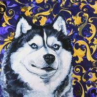 Playful Pup IV Fine Art Print
