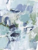 Azure Abstract I Fine Art Print