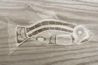 Totem Animal I Framed Print