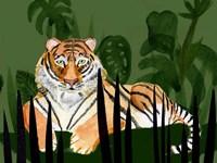 Tiger Tiger II Fine Art Print