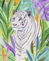 Tropic Tiger I Fine Art Print