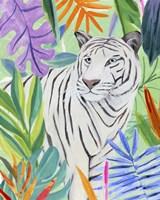 Tropic Tiger II Fine Art Print