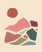 Tectonic Guide I Fine Art Print