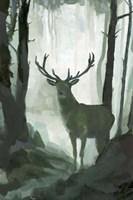 Elemental Animals I Framed Print