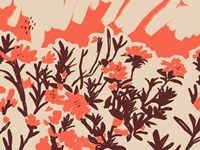 Red Rhododendron I Fine Art Print