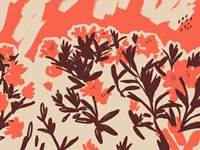 Red Rhododendron II Fine Art Print