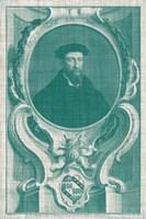 Houbraken Pop VI Framed Print