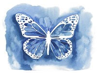 Butterfly Inkling I Framed Print