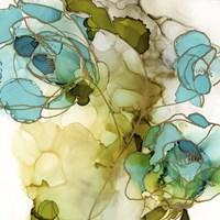 Flower Facets III Fine Art Print