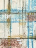 Primary Lineage V Framed Print