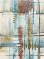 Primary Lineage VI Framed Print