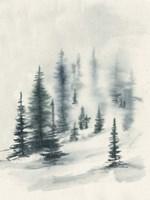 Misty Winter II Fine Art Print