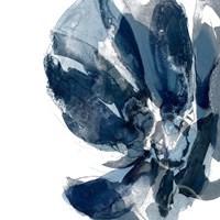 Blue Exclusion I Framed Print