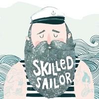 Skilled Sailor I Framed Print
