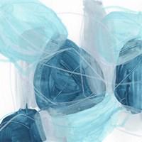 Blue Trance III Fine Art Print