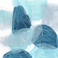 Blue Trance IV Fine Art Print