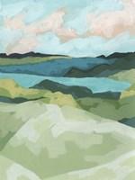 River Prism I Fine Art Print