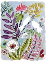 Bird Love II Fine Art Print