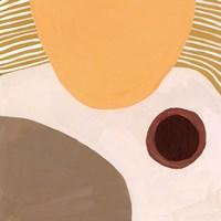 Desert Sun IV Framed Print