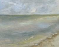 Ocean Walk I Fine Art Print