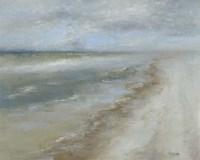Ocean Walk II Fine Art Print