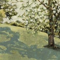 Sun Patch II Fine Art Print