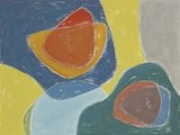 Tidelands Abstract IV Fine Art Print