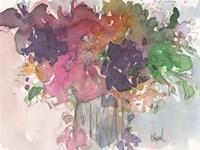 Floral Charm I Fine Art Print