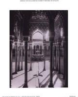 Granada-El Patio de los Leones Enila Alh Fine Art Print