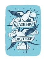 Reach High Fine Art Print