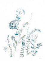 Malmo Garden III Framed Print