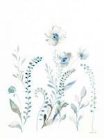 Malmo Garden I Framed Print