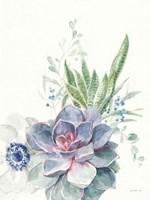 Desert Bouquet II Framed Print