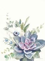 Desert Bouquet I Framed Print
