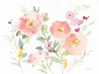 Watercolor Jewels I Fine Art Print