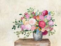 Farmhouse Bouquet Fine Art Print