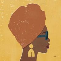 Kenya Couture I Framed Print