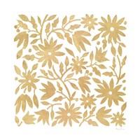 Otomi Floral Elegance I Fine Art Print