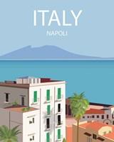 Napoli Fine Art Print