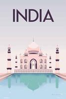 India Fine Art Print