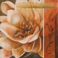 Flor de Loto I Framed Print