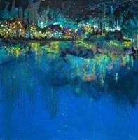 Lake Butler Abstract Fine Art Print