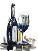 Time for Wine I Fine Art Print